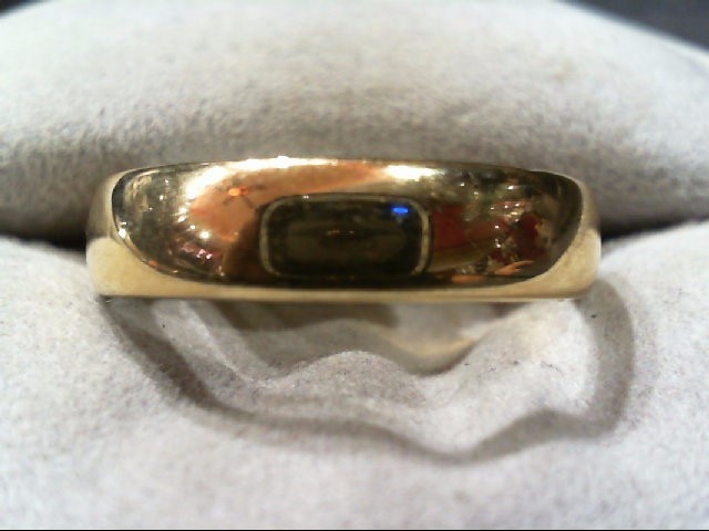 Gent's Gold Ring 14K Yellow Gold 5.2g Size:11.3