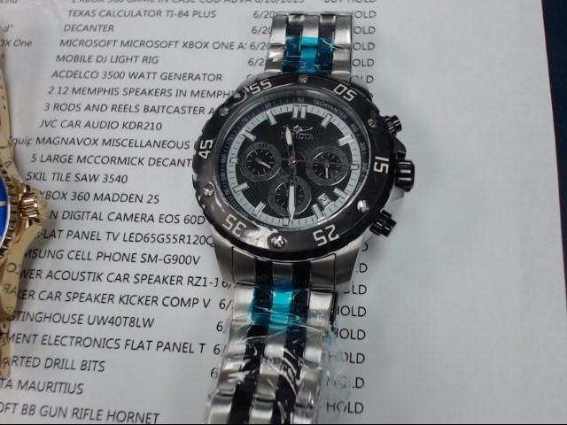 INVICTA Gent's Wristwatch CHRONAGRAPH 15056