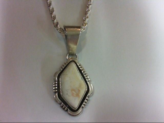 Silver Pendant 925 Silver 22.4g