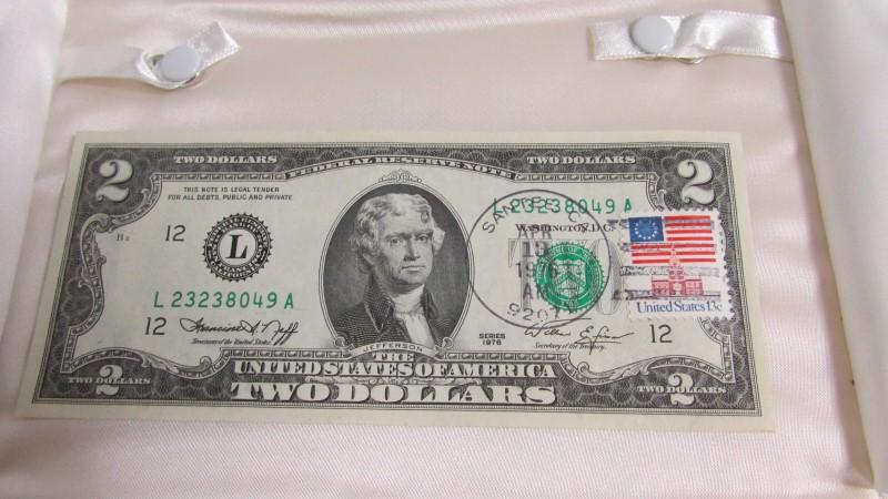 2 dollar bicentennial