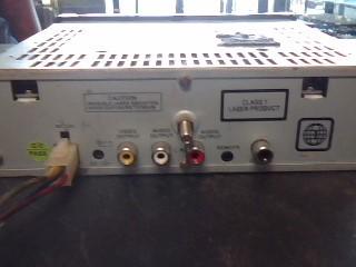 SOUND STREAM Portable DVD Player VDVD-160