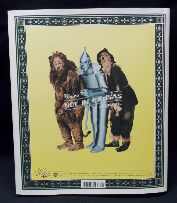 """""""WIZARD OF OZ"""" 75TH ANNIVERSARY COMPANION BOOK"""
