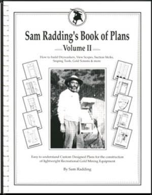JOBE 5490; SAM RADDINGS BOOK OF PLANS #2