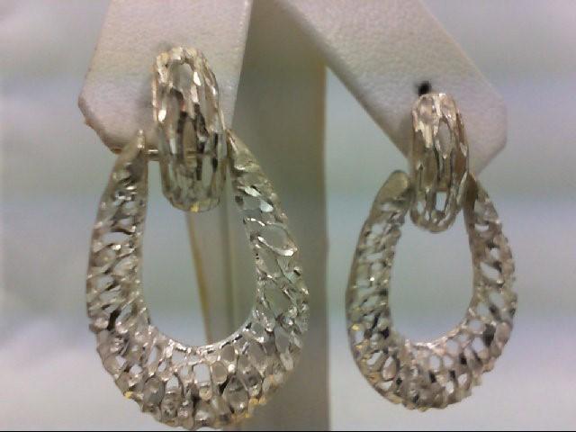 Silver Earrings 925 Silver 6.9g