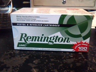 REMINGTON FIREARMS Ammunition 9MM 115GR MC