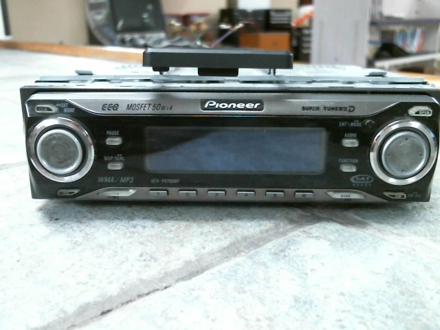 PIONEER ELECTRONICS Car Audio DEH-P6700MP