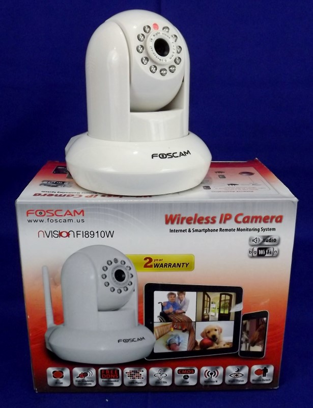 FOSCAM Camcorder FI8910W