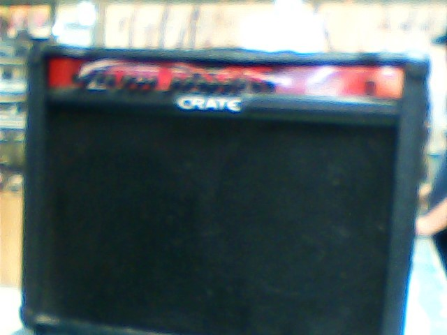 CRATE Electric Guitar Amp FXT 120