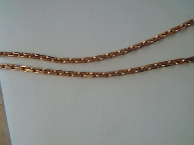 NECKLACE JEWELRY . ., 14KT, 7.70