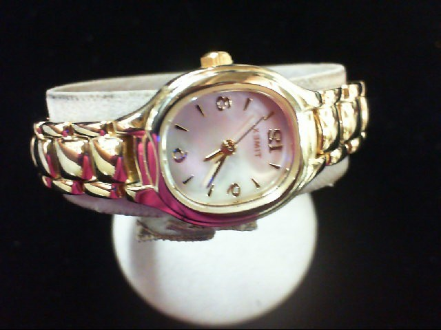 TIMEX Lady's Wristwatch CR 1216 CELL