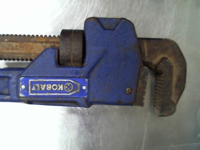 """KOBALT TOOLS Wrench HEAVY DUTY 24"""" WRENCH"""