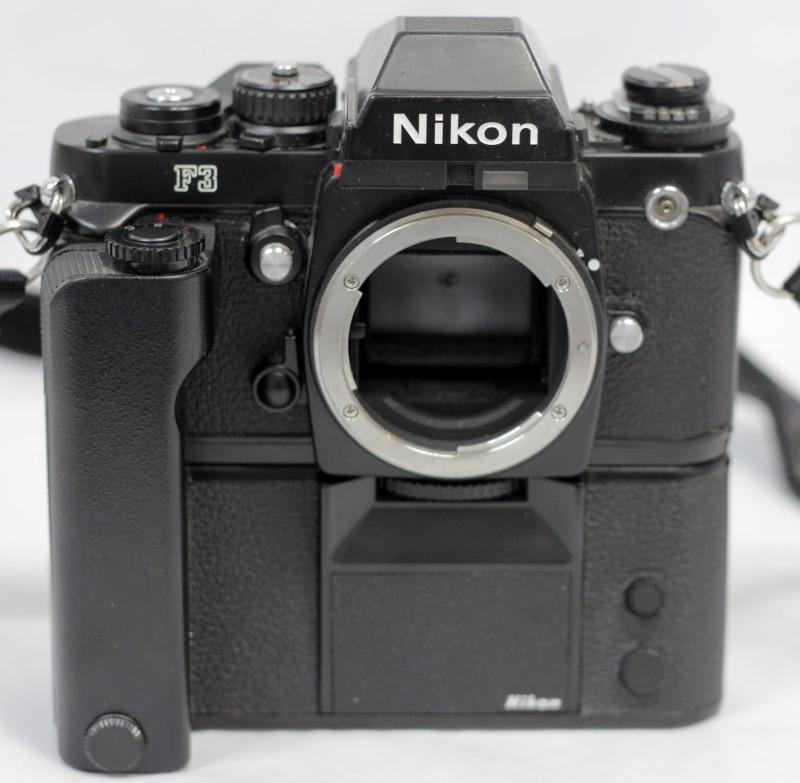 NIKON Film Camera F3
