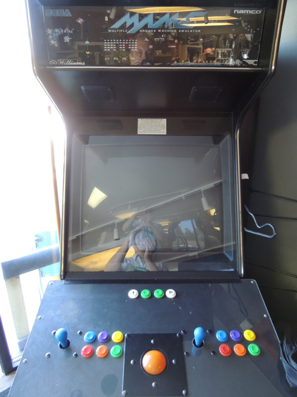 MAME VIDEO GAME CONSOLE 1600 GAMES