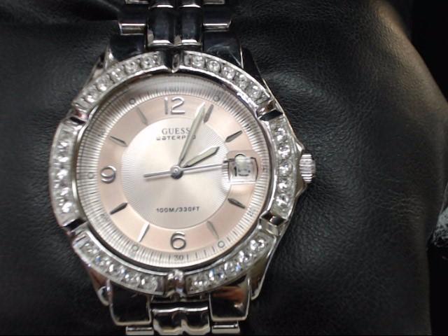 GUESS Lady's Wristwatch G757914M