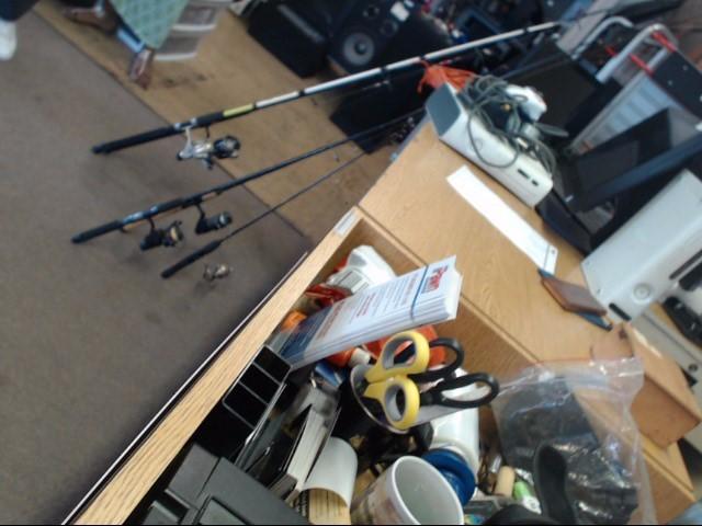 Fishing Pole COSTAL TUFF FISHING POLE