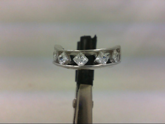 Lady's Silver Wedding Band 925 Silver 4.5g Size:6
