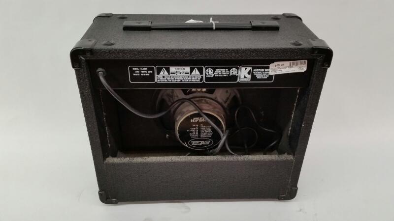 KUSTOM Amplifier KLA20R