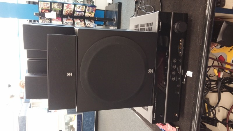 YAMAHA Home Media System RX-V367 HOME THEATER SYSTEM