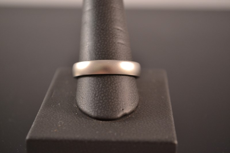 Gent's Ring Silver Stainless 5.4g
