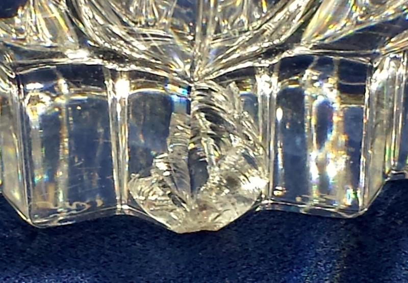 ORREFORS GLASSWARE BOWL