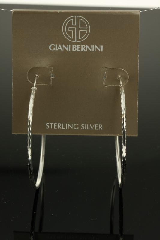 Silver Earrings 925 Silver 3.75g