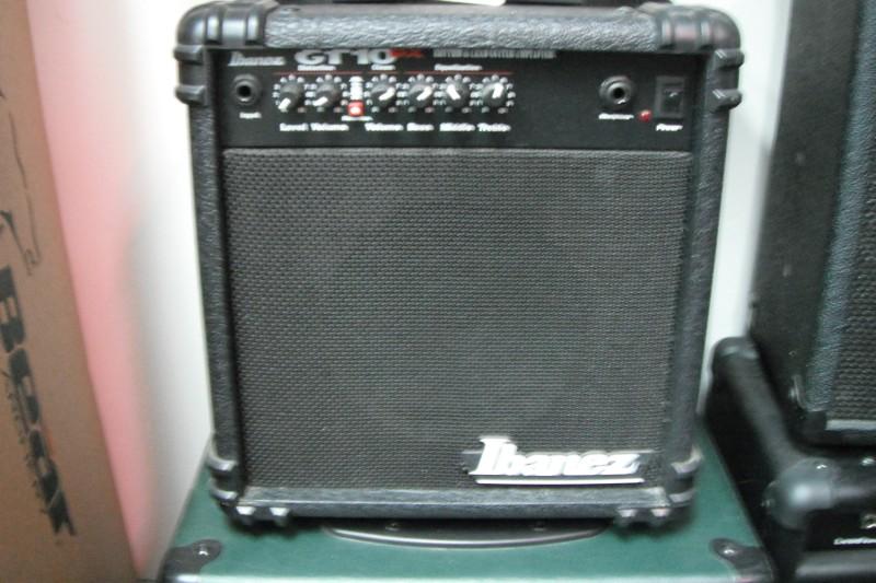 ibanez guitar amp gt 10dx acceptable buya. Black Bedroom Furniture Sets. Home Design Ideas