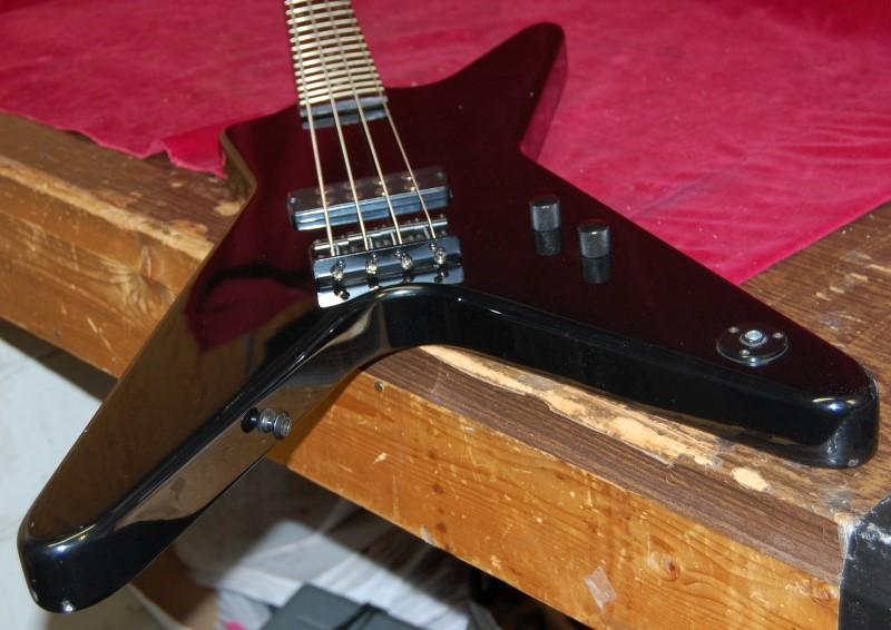 DEAN GUITARS Bass Guitar JE BASS GUITAR