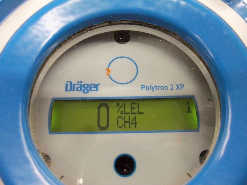 DRAGER POLYTRON 2 XP EX W SENSR PN # 4543223