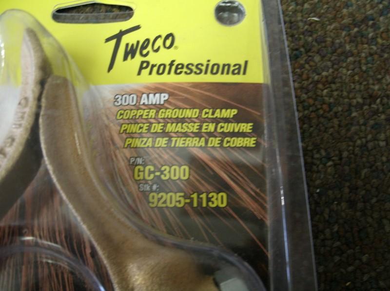 TWECO GC-300 GROUND CLAMP