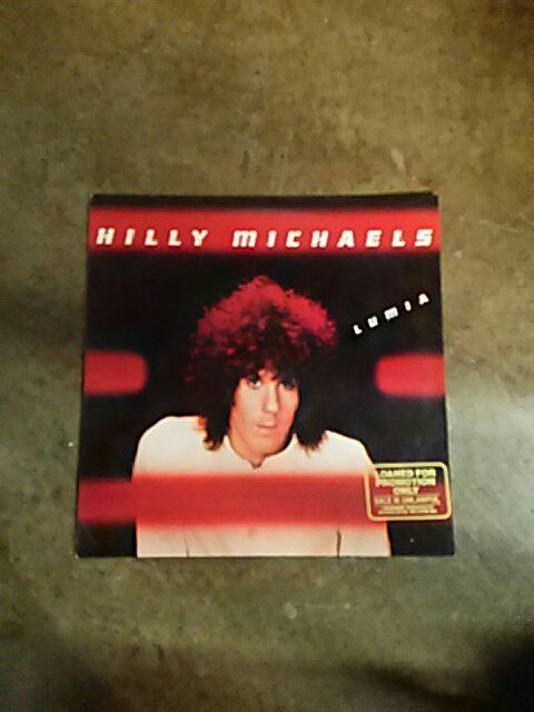 Hilly Michaels Lumia Vinyl
