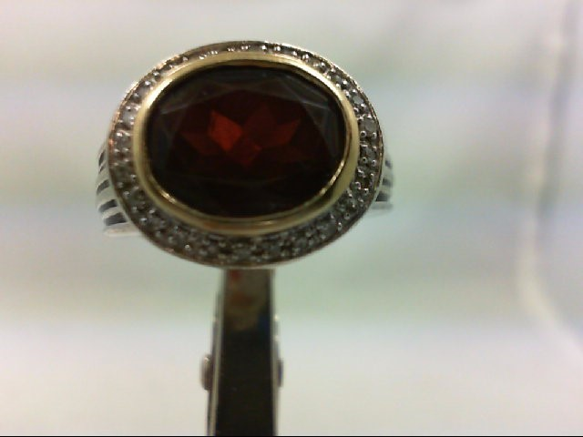 Lady's Silver Ring 925 Silver 7.8g
