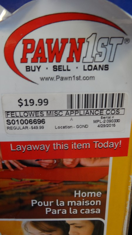 FELLOWES Miscellaneous Appliances COSMIC 95