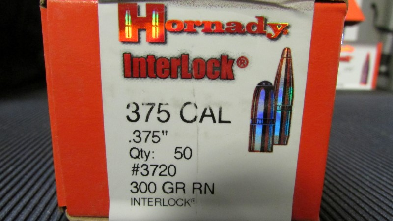 HORNADY Ammunition INTERLOCK 357 CAL 300 GR RN