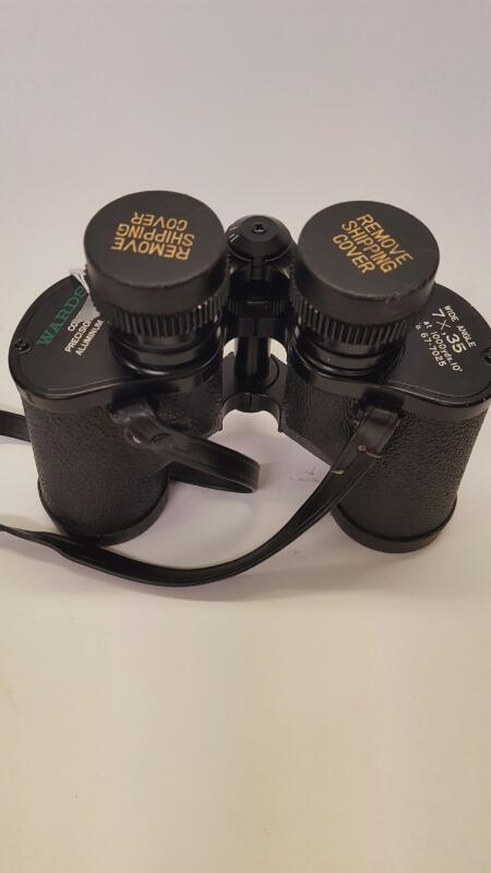 MONTGOMERY WARD Binocular/Scope 7X35