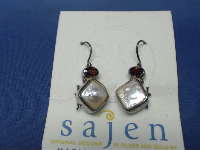 Sajen Errings in .925 silver
