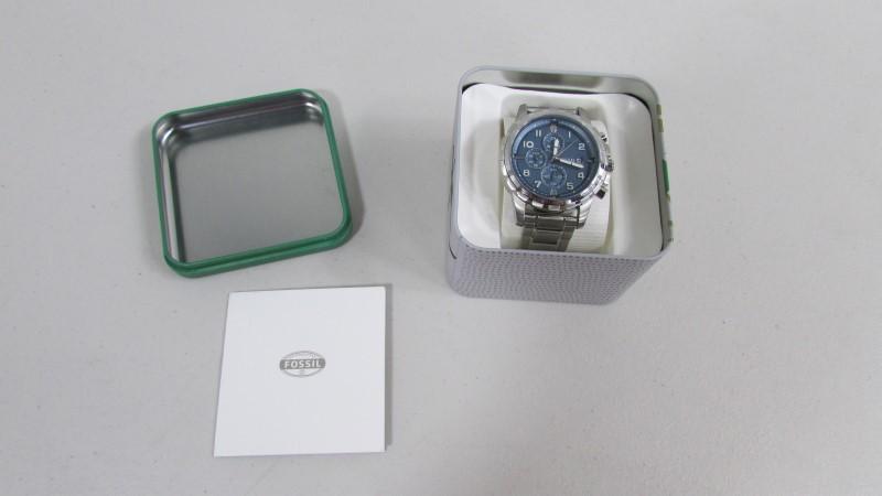 FOSSIL Gent's Wristwatch FS5023