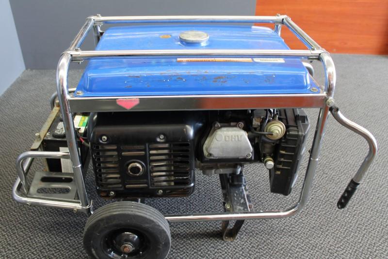 YAMAHA Generator YG6600DE