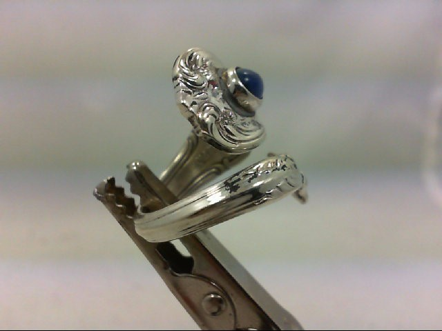 Lady's Silver Ring 925 Silver 8.4g