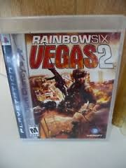 SONY Sony PlayStation 3 PS3 RAINBOW SIX VEGAS 2