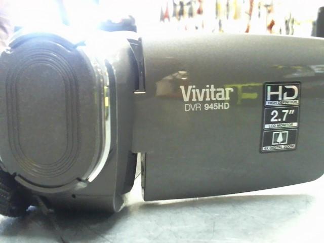 VIVITAR Camcorder DVR 945HD