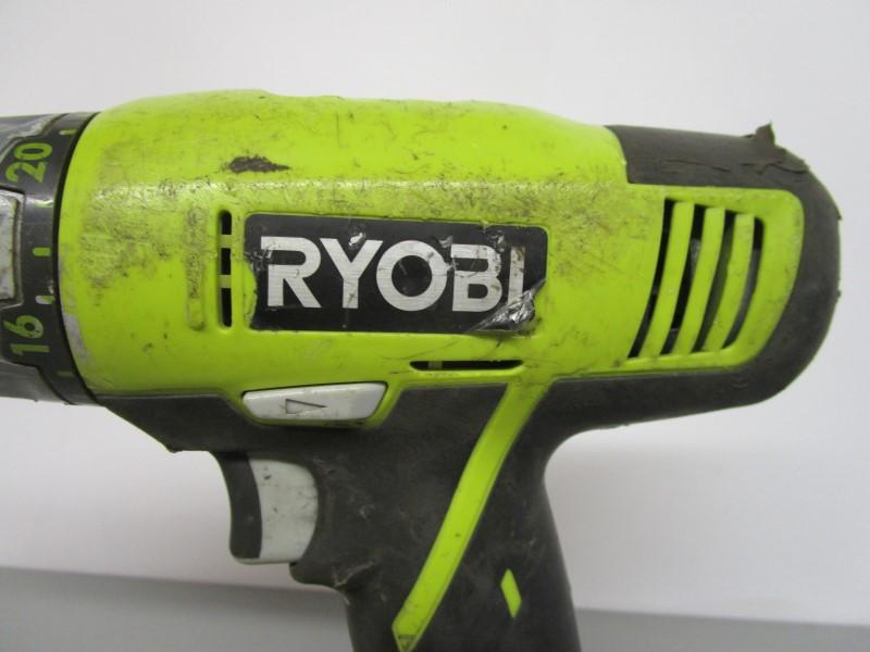 RYOBI P271 CORDLESS DRILL