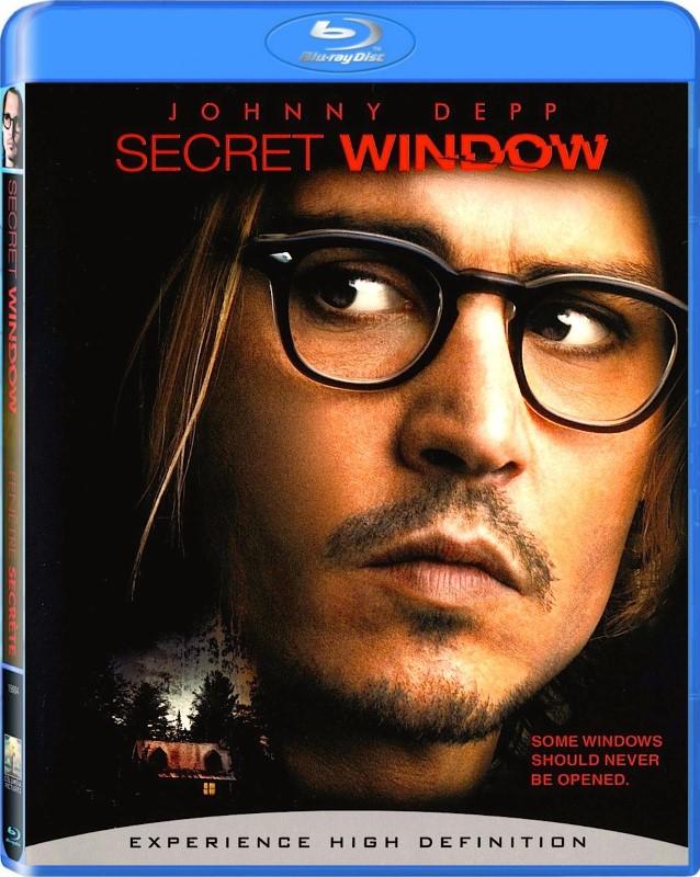 BLU-RAY MOVIE Blu-Ray SECRET WINDOW