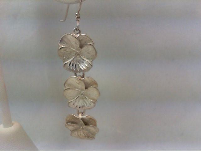 Silver Earrings 925 Silver 10.9g