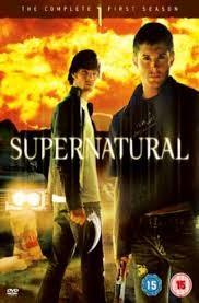 DVD BOX SET DVD SUPERNATURAL SEASON 1