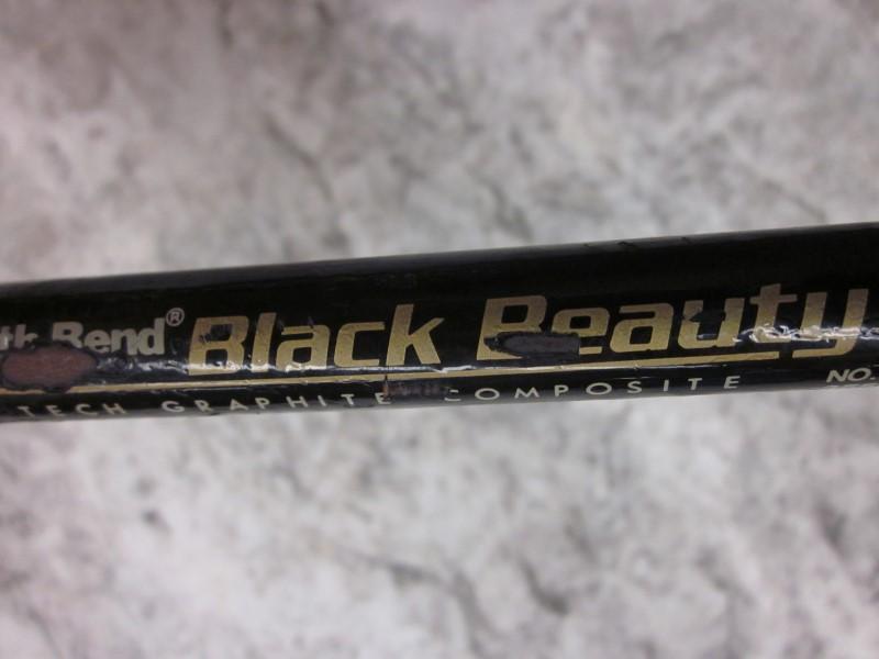 SOUTH BEND FISHING POLE BLACK BE
