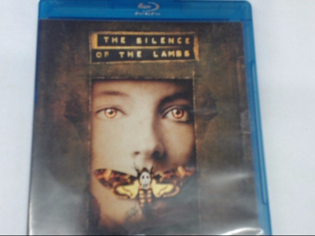 THE SILENCE OF THE LAMBS - BLU-RAY MOVIE
