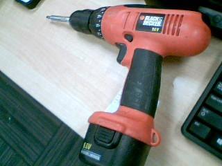 BLACK & DECKER Cordless Drill CD9600