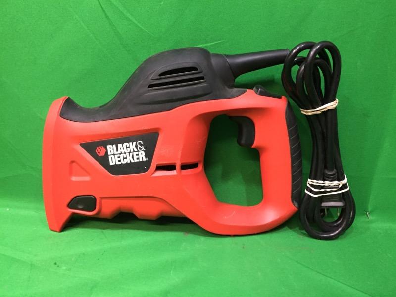 BLACK & DECKER Reciprocating Saw PHS550B