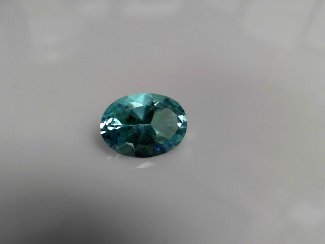 5.00cts Blue Topaz Oval Shaped Stone