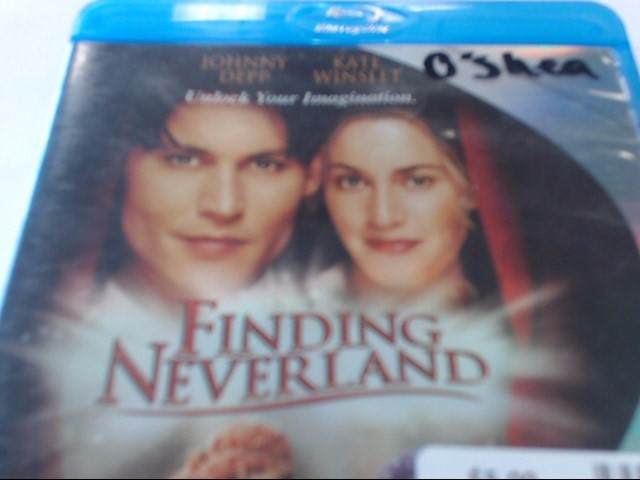 FINDING NEVERLAND - BLU-RAY MOVIE
